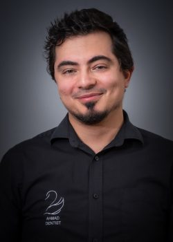 Ahmad Nounu - Principal - Traditional & Cosmetic Dentist