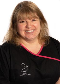 Julia Daubney - Dental Nurse at Black Swan Dental Spa