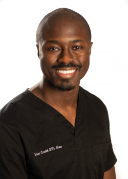 Steve Conteh - Traditional and Cosmetic Dentist