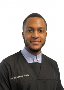 Dr Tochukwu staff photo